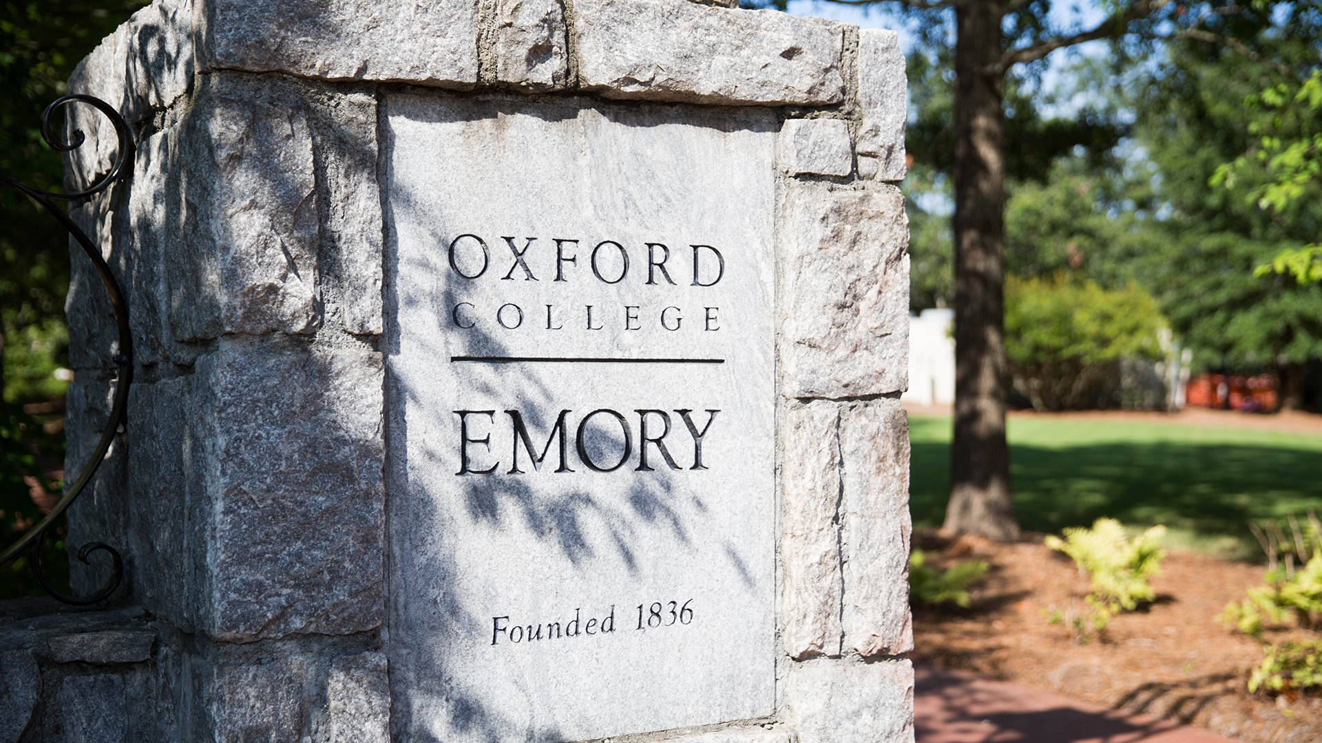 Oxford recognized students with awards sponsored by Phi Eta Sigma Honor Society.
