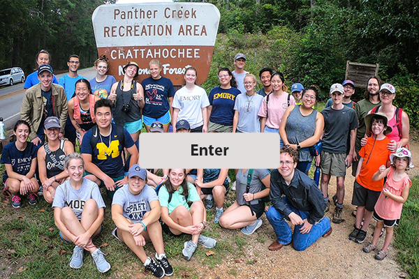 Fall retreat photo gallery opener