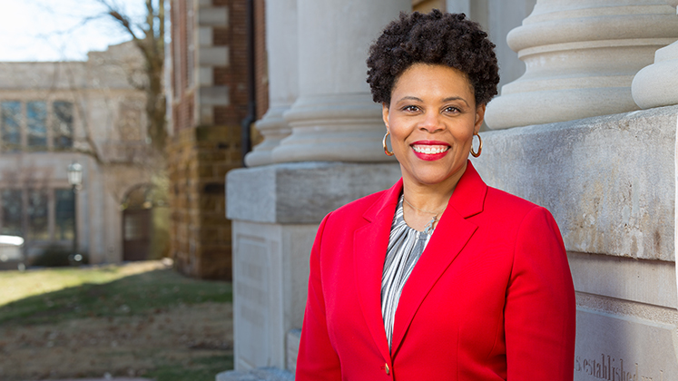 Pearl Dowe will fill a joint appointment between the university's Oxford College and Emory College.