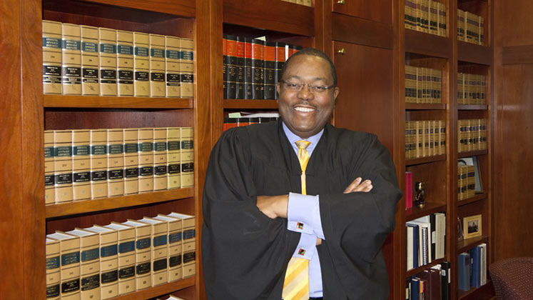 Horace Johnson, Superior Court Judge for Georgia's Alcovy Judicial Circuit, will deliver Oxford's Commencement address.