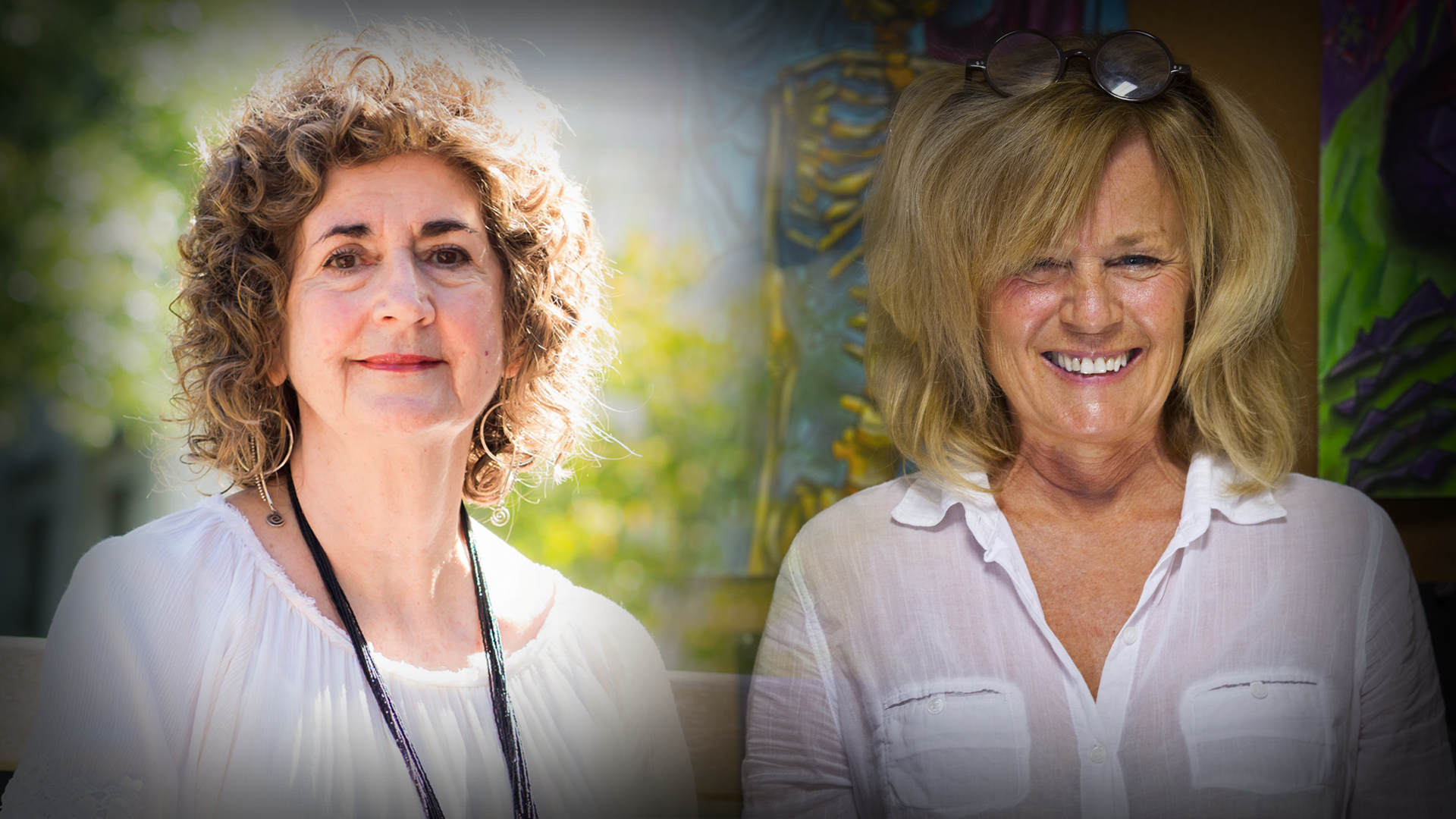 Patti Owen-Smith and Camille Cottrell retired after the spring 2019-2020 academic year